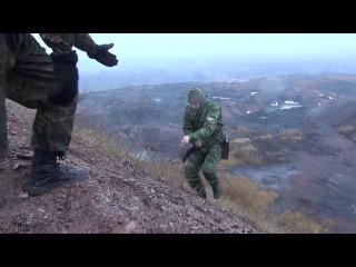 Война на Донбассе.