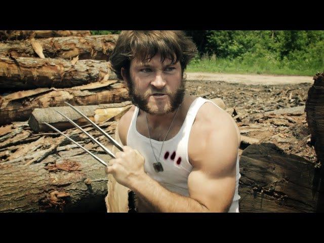 Wolverine Fan Film