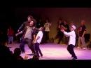 LES TWINS vs ART OF TEKNIQUE City Dance Live Battle at SFJazz