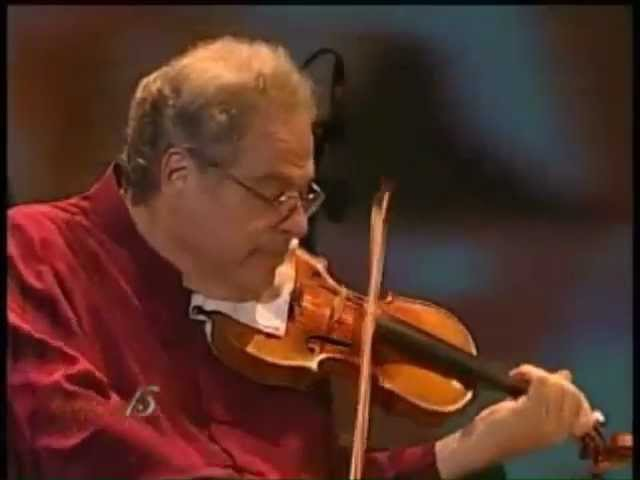 Por una cabeza by Carlos Gardel : Itzhak Perlman ، John Williams ؛ Scent of a Woman