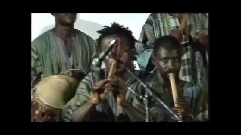 G.B.T.V. CultureShare ARCHIVES 2000 PAN AFRICAN ORCHESTRA ..2