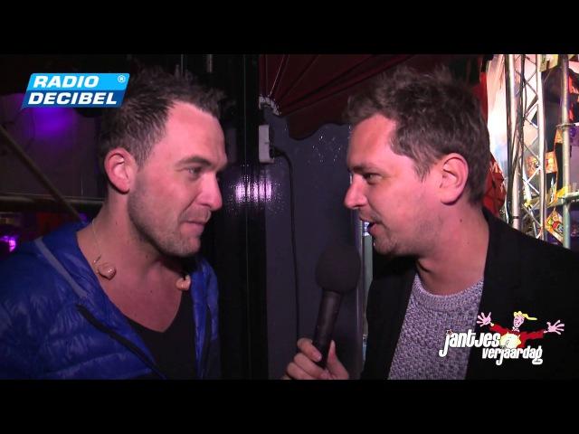 Koningsdag 2015 bij Jantjes Verjaardag - Radio Decibel