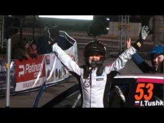 Inessa Tushkanova / Natalya Potapova   49 Rajd Barbórka 2011   Renault Clio Sport [HD]