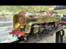 8th Llanelli District Miniature Steam Rally (The Trains) 28th 29th/09/2013