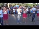 САЛЬСА - РУЭДА. Хабаровск.2015. Рекорд России по латиноамериканским танцам