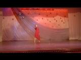 Сумашедшее танго. Исполняет Анастасия Терновая.