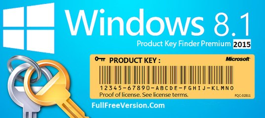 key windows 8.1 generator