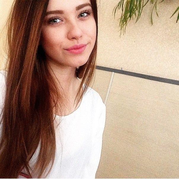 Фото обычной девушки из жизни