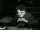 Чарли Чаплин - Танец булочек (Золотая лихорадка)
