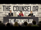 The Counselor (2013) London Press Conference - Michael Fassbender & Penélope Cru(1)(1)