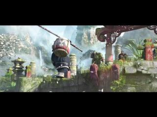 Официальный видеоролик World of Warcraft: Mists of Pandaria ( английская версия )