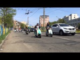 Открытие сезона Retro Scooter Kyiv 2015