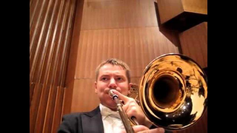 Rachmaninov piano concert 2 trombone