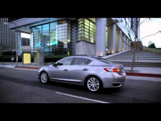 2016 Acura ILX Driving Footage