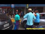 Briga em Capão da Canoa - Negão mendigo vs Alemão maldito (Street Fighter Version)