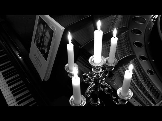 Liszt Ständchen (Serenade) Transcription after Schubert's Schwanengesang | Tzvi Erez
