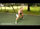 Упражнения с резиновыми петлями smartelastic для спины