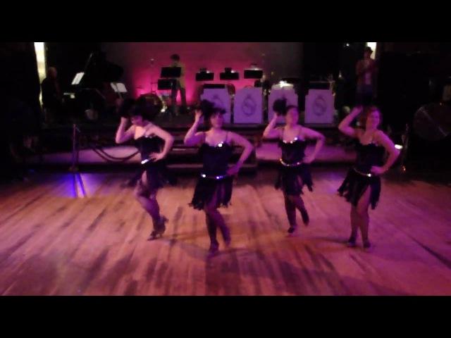 Sister Kate - Killer Diller Weekend performance - CHARLESTON