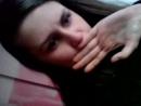 Кристина сосет в подъезде - снято на мобильный телефон