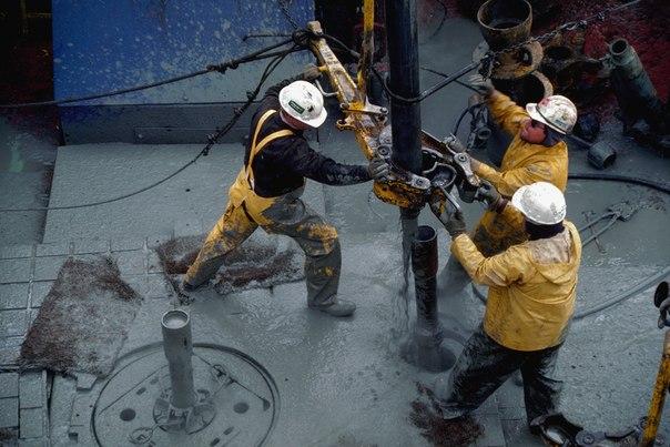 профессия бурильщик нефтяных и газовых скважин