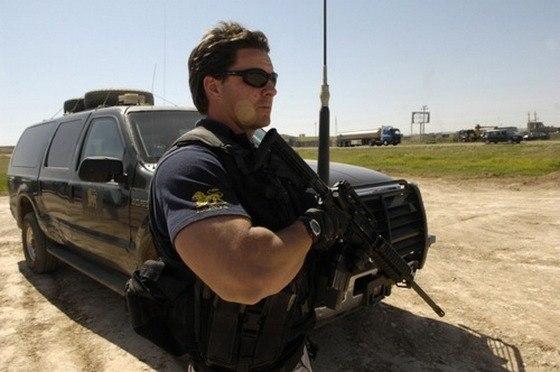 профессия телохранитель