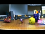 GEBO the Alien :) Test Animation by ajumohan