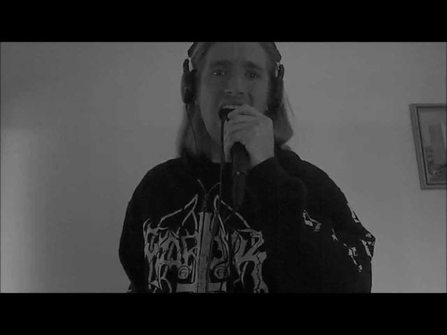 Austere - This Dreadful Emptiness (Black Metal Vocal Cover)