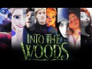 » into the woods trailer (cgi cartoons style: frozen, rotg, brave, tangled) | 11k subs
