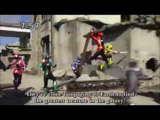 Kaizoku Sentai Gokaiger promo (english subbed)