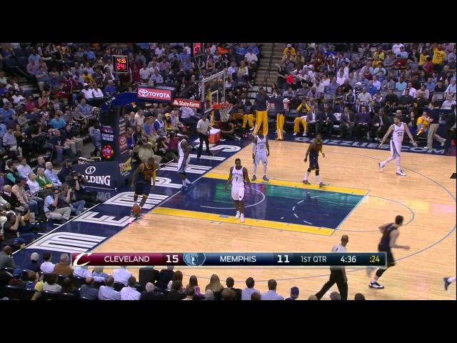 Top 10 Plays of the Night | March 25, 2015 | NBA Season 2014/15