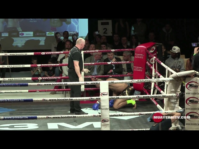 Kévin SUZANE vs Said BACAR