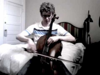 POPPER PROJECT #17: Joshua Roman plays etude no. 17 for cello by David Popper