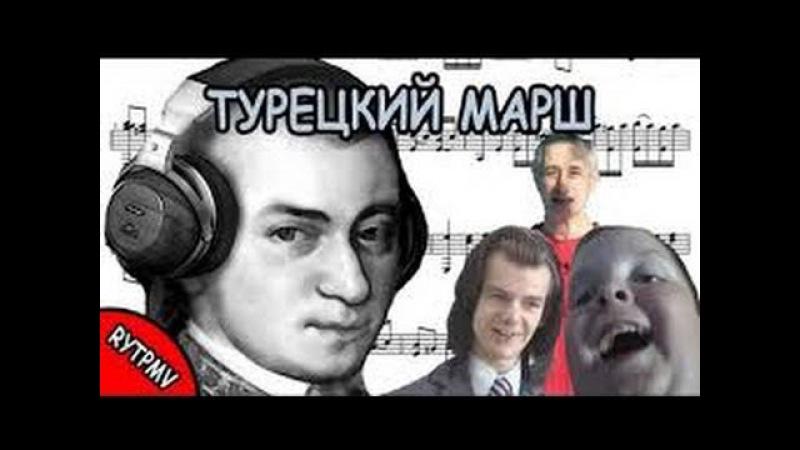 Полуслоновый Моцарт   REMIX by VALTOVICH