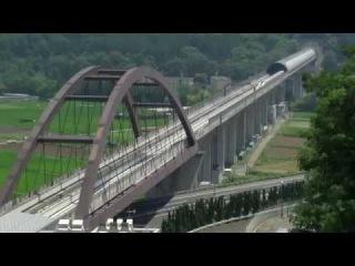 Japan's Maglev Train Hits World Record 590 Km
