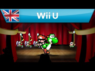 Yoshi's Woolly World - History Trailer (Wii U)