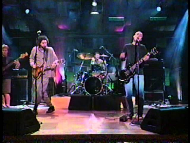 Sunny Day Real Estate - Seven - Live On The Jon Stewart Show Sept. 19th 1994
