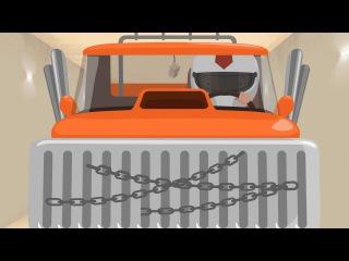 Çizgi film - Doktor Mac Wheelie - Monster Truck - Türkçe dublaj