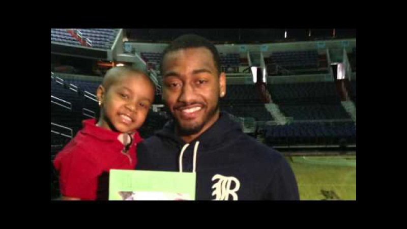 John Wall Christmas Day Feature