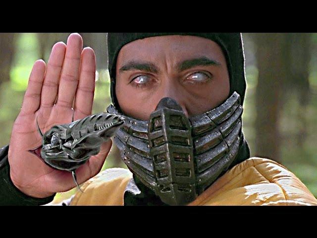 Mortal Kombat 9 THE MOVIE HD All Cutscenes Full Story Mode