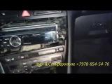 установка магнитолы в Ауди А 6 +79788545470 Крым Симферополь Донецк