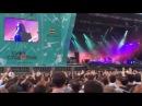 Placebo - One Of A Kind /05.07.2014. SVOY СУББОТНИК. Москва. Парк Горького/