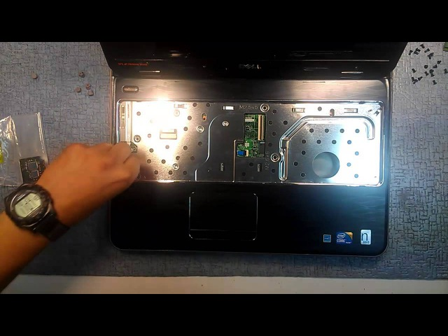 Инструкция по разборке ноутбука Dell Inspiron n5110 (Dell Inspiron n5110 disassembly)