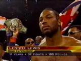 2000-04-29 Michael Grant vs Lennox Lewis