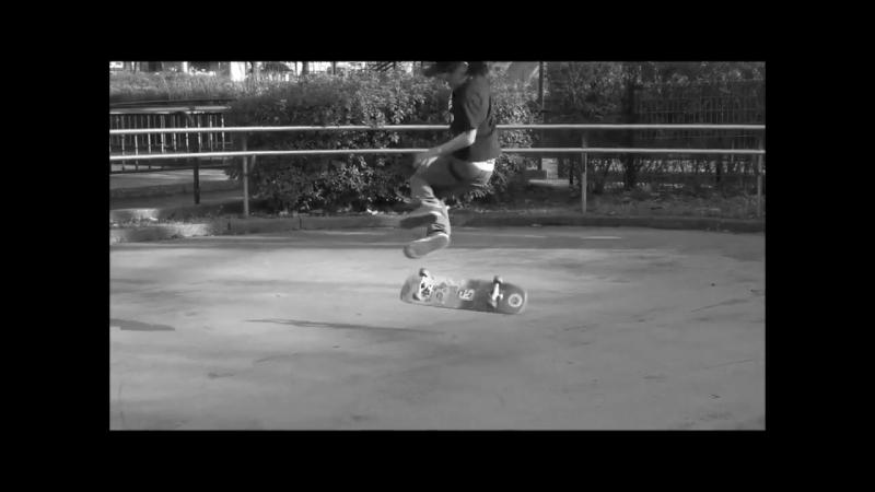 TWFE - Скейтер от бога