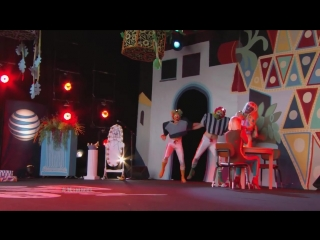 Sia Performs Elastic Heart (Live at Jimmy Kimmel)