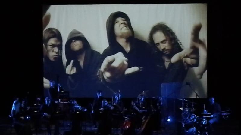 Resonance (Cover Metallica-The Unforgiven)