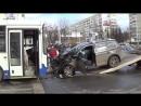 2 Ноября, Ужасное ДТП в Уфе, Девушку разорвало пополам, Авария 2013 ДТП 1357