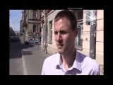 Проверка парковок для инвалидов в центре Петербурга