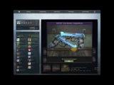 Medium!TV Открытие кейсов в CS:GO Выпал: StatTrak™ Dual Berettas | Urban Shock