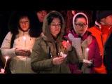 Сотрудники Кинокомпании «Союз Маринс Групп» на празднике Крещения Господня